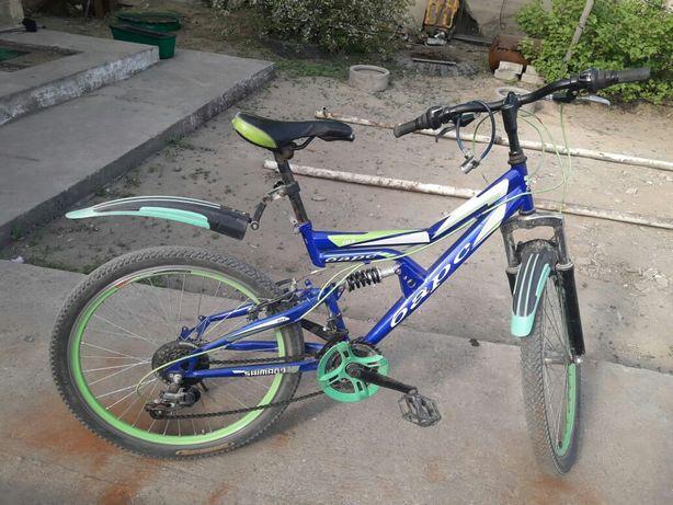 Продам спортивный велосипед на подростка