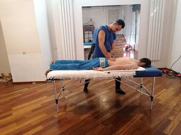Terapie prin masaj, craniosacrala, reflexogena