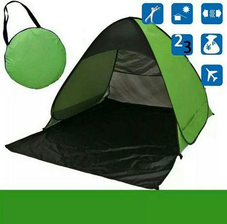 Продавам нова палатка за плаж, поляна, деца- супер лесно разгъване и с