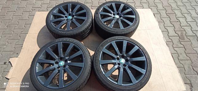 Jante Jaguar Originale Anvelope Vara Dunlop 245 40 19