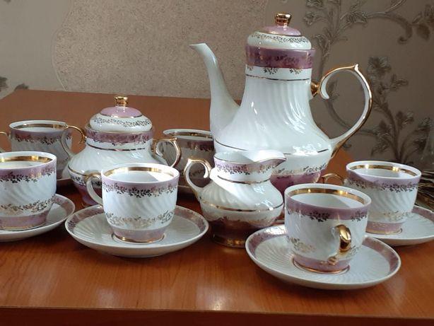 Чайный сервиз 6п.