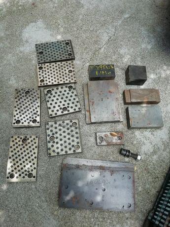 Plăci oțel și plăci inox