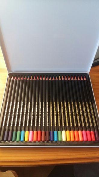 Германски моливи 24 цвята Високо качество