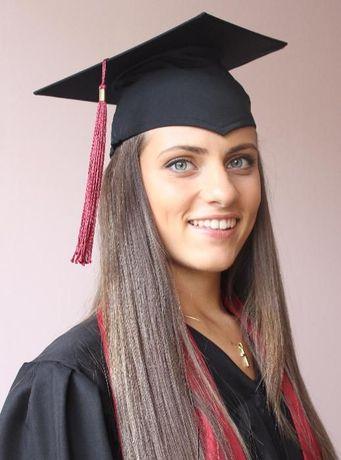 Академични/Абсолвентски шапки за дипломиране