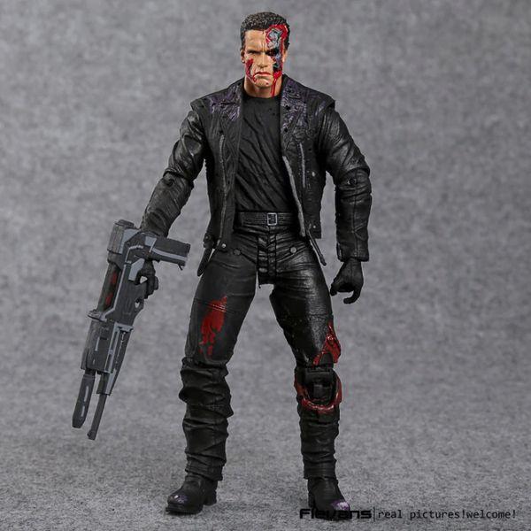 Колекционерска фигурка Terminator Arnold Schwarzenegger гр. Търговище - image 1