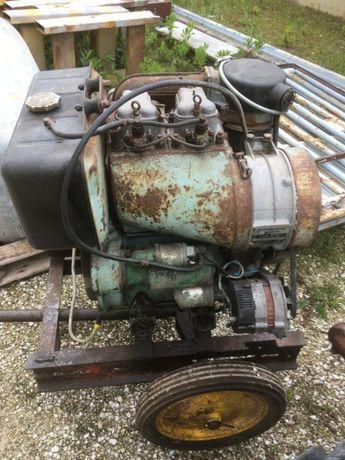 motor Lombardini diesel 30 cai pt ,Goldoni,pasquali,valpadana,fiat