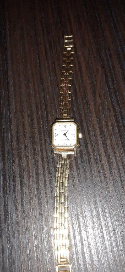 Ceas damă elvețian tissot quartz