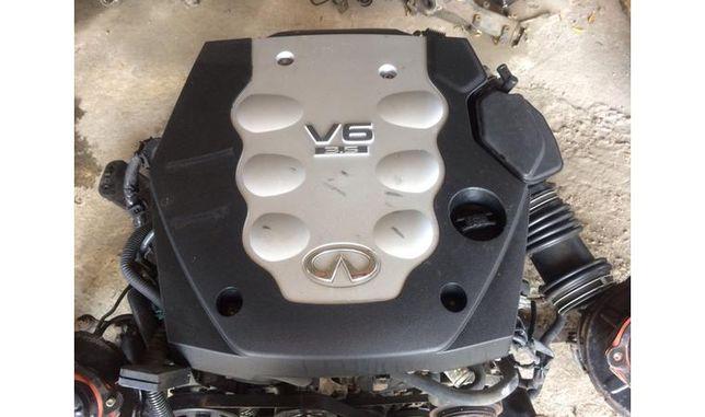 Мотор VQ35 Двигатель Двигатель infiniti fx35 (инфинити)