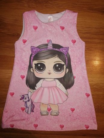 Детска рокля р-116