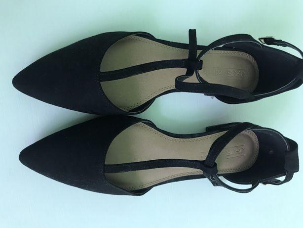 Pantofi negri Asos 37 -noi