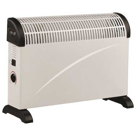 Convector electric 2000W cu 3 trepte Well