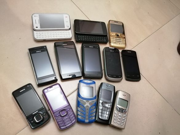 Nokia N97, N900, E72, X6, X7, N8, C7, 700,6210n,6220c,5100,6510