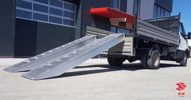 Rampe aluminiu pentru incarcare utilaje,auto,moto la pret bomba