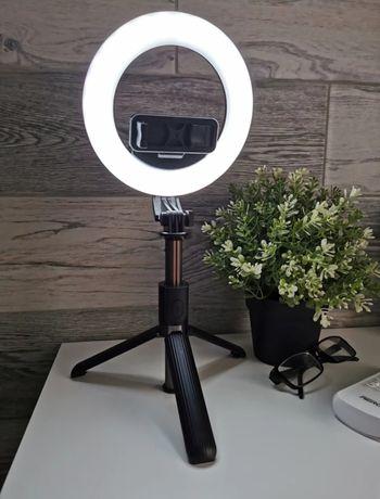 Кольцевая светодиодная лампа для селфи. Горячая цена!!!