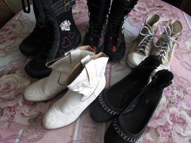 Дамски обувки гр. Горна Оряховица - image 1