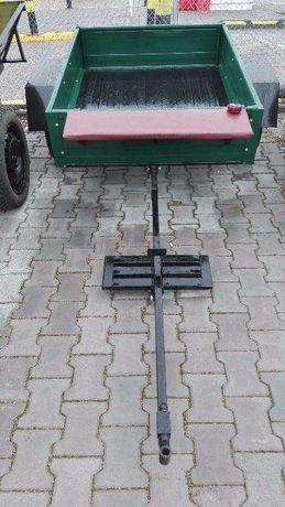 Remorcă pentru tractor motosapa motocultor - 200 cm x 120 xm, NOUĂ