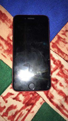 Iphone SE red 64gb