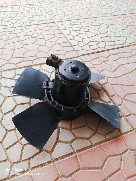 Вентилятор охлаждение на Опель вектра