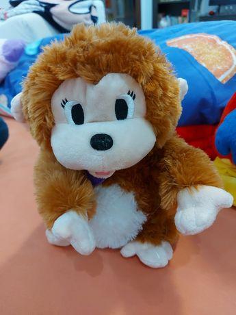 Maimuta care se gâdila
