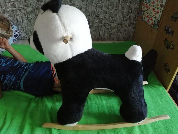 Продам панду качалку