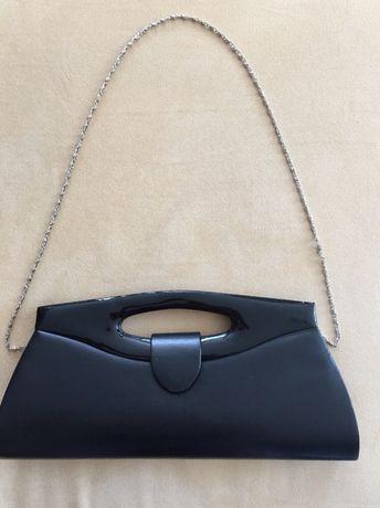 Дамска елегантна чанта тип клъч