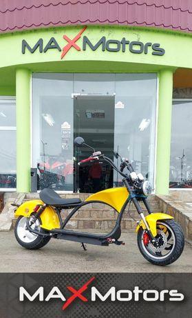 Електрически Скутер HARLEY 2000W Harley Davidson 2021 С Документи За Р