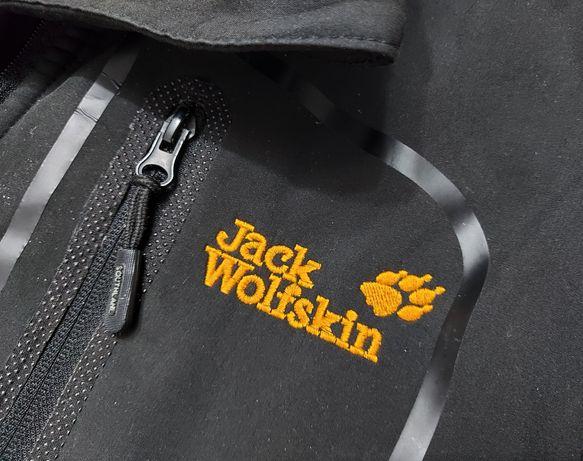 Geaca Jack Wolfskin, jacheta termică, softshell, windstopper, nr 3XL