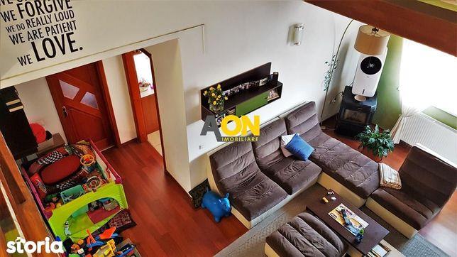 Apartament 4 camere, bloc nou, ultracentral, pe 2 niveluri