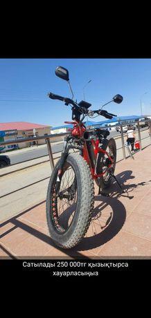 Электровелосипед сатылады саудасы бар
