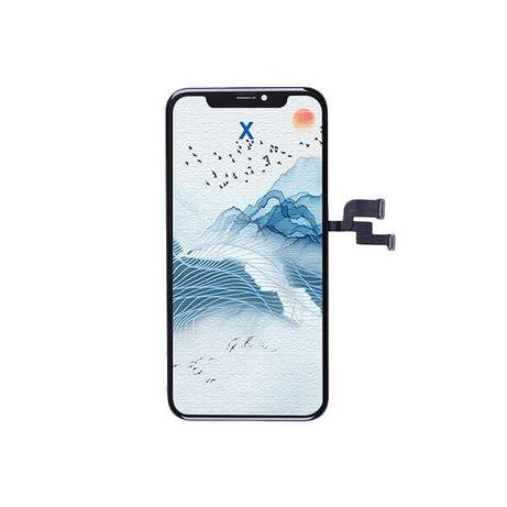 Inlocuire sticla geam display Iphone X Xs Xs Max 11 Pro max 12 Pro Max
