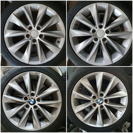 Jante iarna 18 BMW Seria 5 E60 E61 F10 F11 X3 X4 etc Dunlop 245 45 18