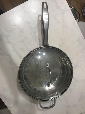 Сковорода нержавейка