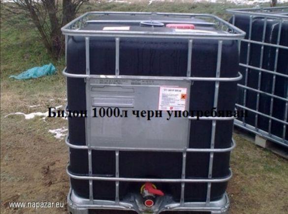Бидони цистерни 1000 литра