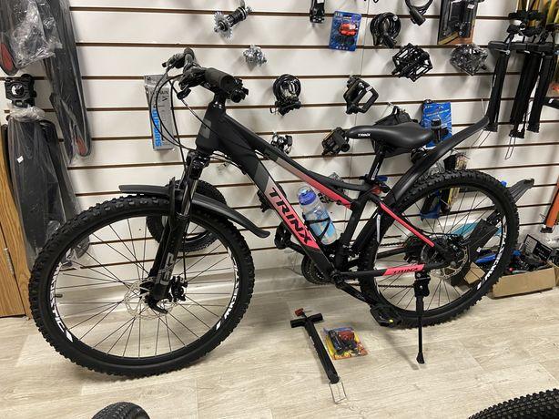 Trinx Велосипед Оригинал Велик Дамский женский Алюминиевый