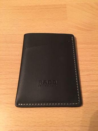Оригинален кожен калъф за документи RADO