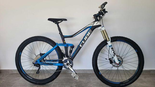 Vand bicicleta Cube Stereo Pro 140 Carbon