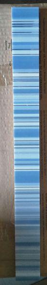 нов син фриз за баня Виола универсал universal 2753 5х50 см КАИ КАI