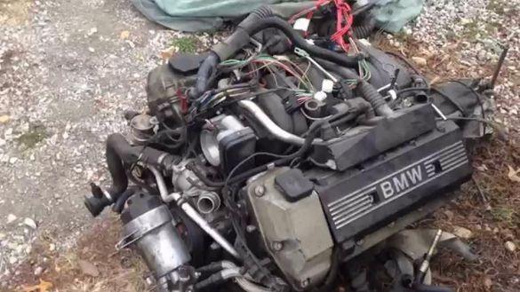 Двигател за BMW 4.4i M62 e38 e39 e53