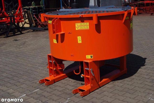Betoniera 1200 litri actionata de tractor sau stivuitor