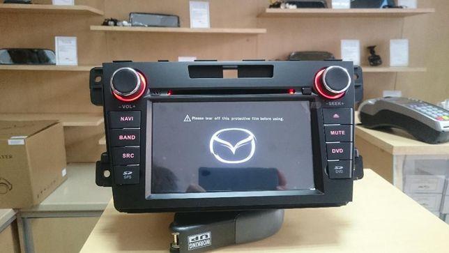 Navigatie Mazda CX-7 cu Android, platforma S160