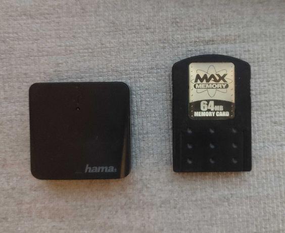 Memory card / card memorie PS2 / PlayStation 2 de 64MB