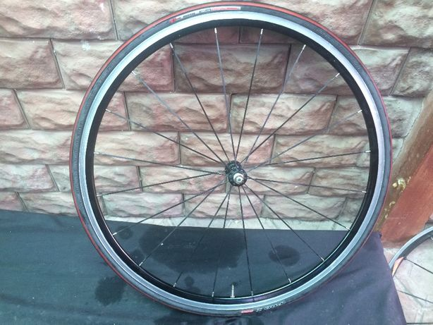 Roata fata Planet x superlight pentru bicicleta cursiera