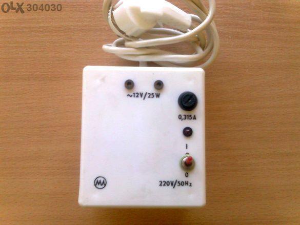 Токозахранващ блок-токоизправител 12 волта