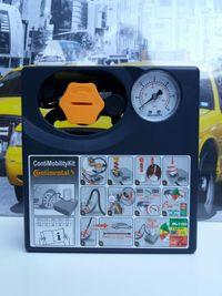 Compresor auto umflat roti original Continental 120w 12V NOU