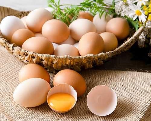 Яйцо домашнее, куриное
