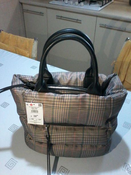 """Продам стильные польские сумки"""" дутыши""""."""