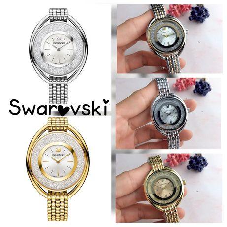 Кристален дамски ръчен часовник Swarovski, Сваровски, бижу