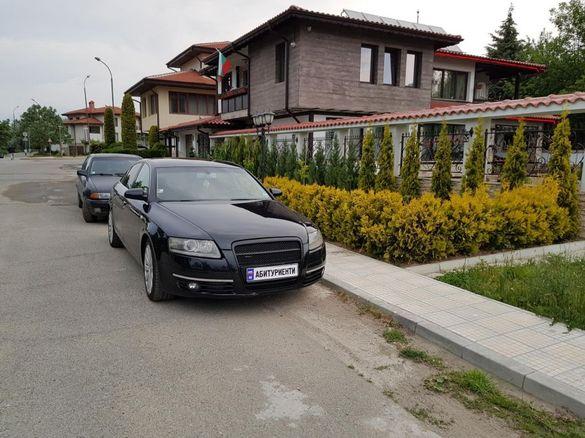 Audi A6 quattro 3.0 265hp