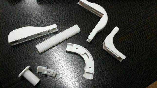 Элементы прокладки системы DVI ВОЛС оптикоковолоконной связи