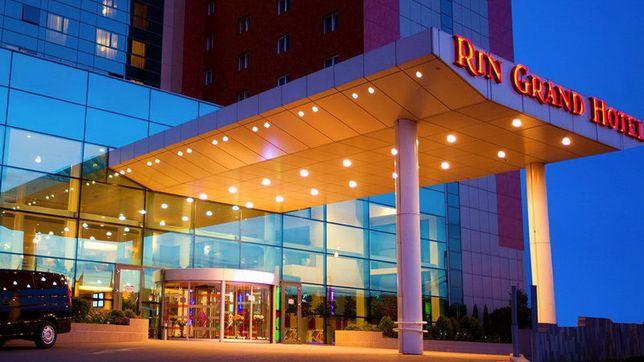 RIN Grand Hotel - Regim Hotelier
